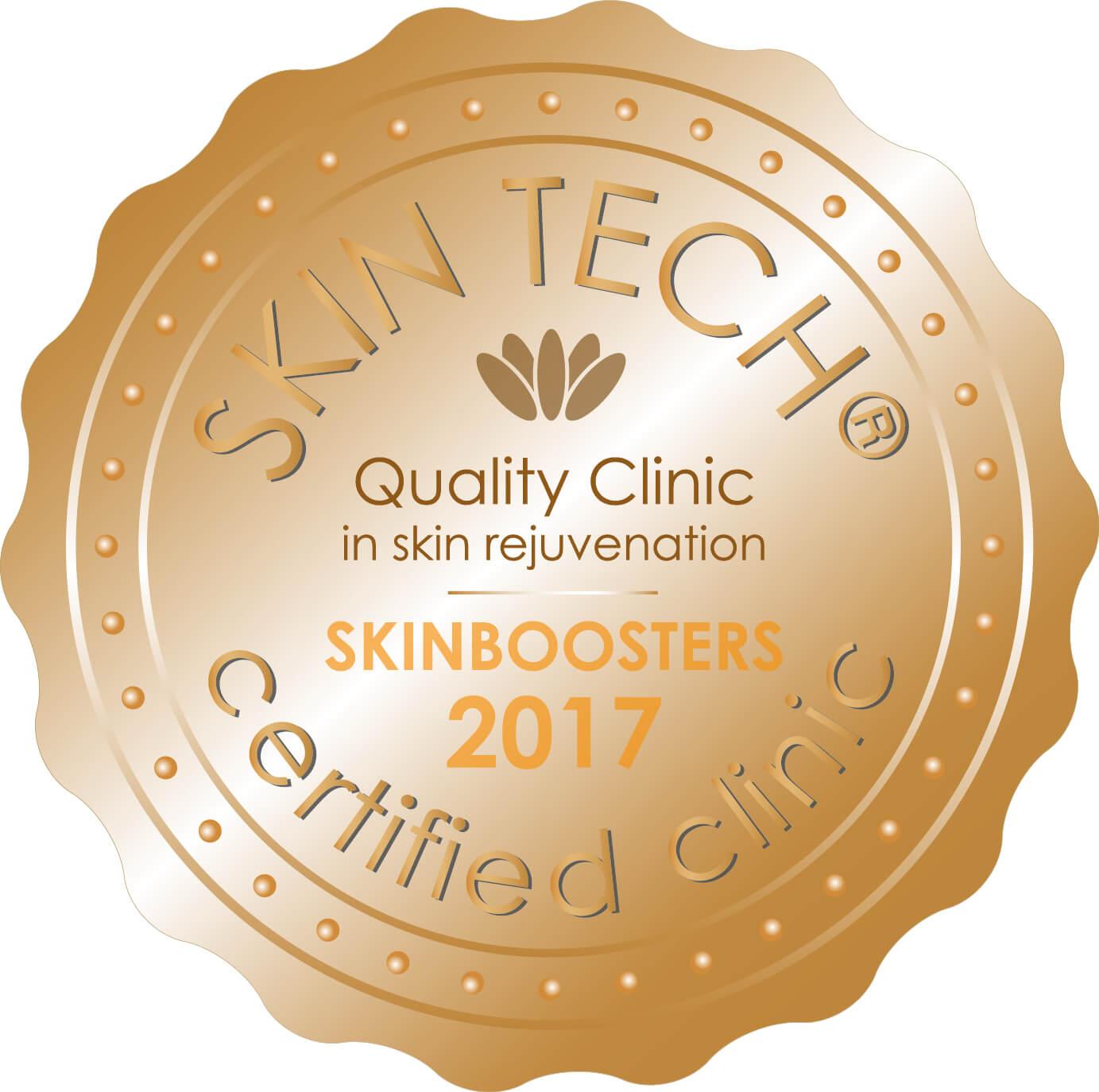 certified clinic-certifikaart-rrsskinboosters
